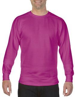 Herren Adult Crewneck Sweatshirt / Ringgesponnene Baumwolle