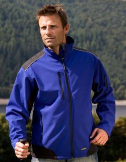 Ripstop Softshell Work Jacket / Jacke