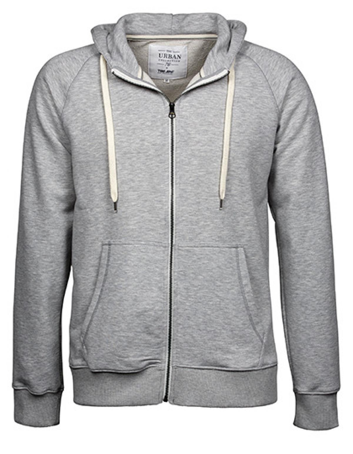 herren urban zip hoodie modisch lockerer schnitt rexlander s. Black Bedroom Furniture Sets. Home Design Ideas