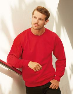 Herren Lightweight Raglan Sweat / Belcoro® Garn