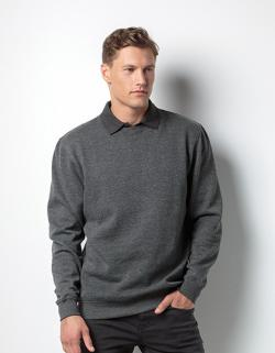 Herren Klassic Sweatshirt Superwash 60° Long Sleeve
