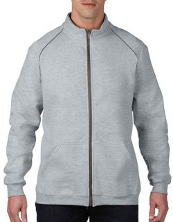 Herren Premium Cotton® Sweat Full Zip Jacket