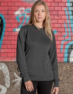 Ladies Light Crewneck Sweatshirt / Pullover