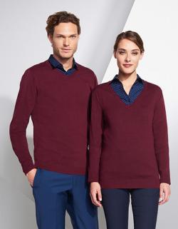 Herren Glory Sweater / 1x1 Elasthan