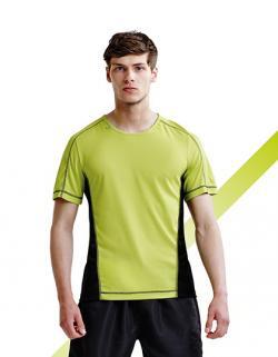 Herren Beijing T-Shirt / Atmungsaktiv / Antibakteriell