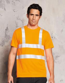 Herren Mercure Pro Arbeits-/Sicherheits T-Shirt