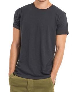 Herren Slub T-Shirt / 100% SLUB Organic Cotton TEE