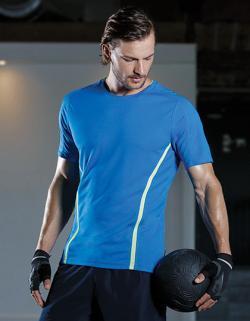 Herren Cooltex Action T-Shirt / Waschbar bis 30°C