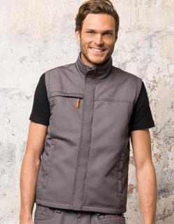 Herren Workwear Bodywarmer - Worker Pro Weste