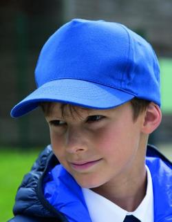 Kinder Boston Printers Cap / 5-Panel-Cap