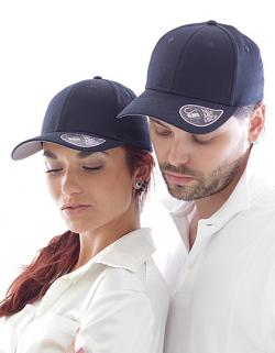 Pitcher - Baseball Cap / Schirm-Unterseite in Kontrastfarbe