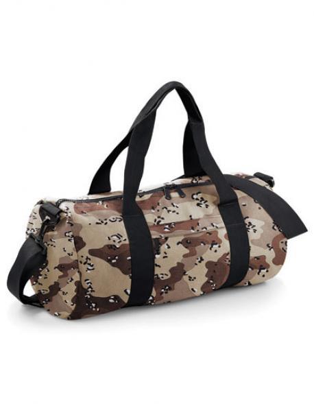 Tarn / Camo Barrel Bag / Freizeit Tasche | 50 x 25 x 25 cm