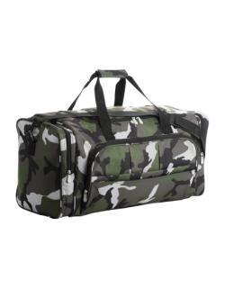 Travelbag / Reisetasche Tarn / Camouflage |  62 x 30 x 26 cm