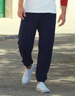 Herren Premium Elasticated Cuff Jog Pants