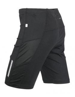 Herren Running Short-Tights / Angenehme, elastische Qualität