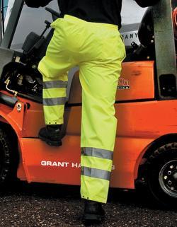 Herren Safety Hi-Viz Trouser / ISOEN20471:2013