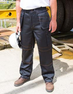 Herren Work-Guard Lite X-Over Holster Trouser