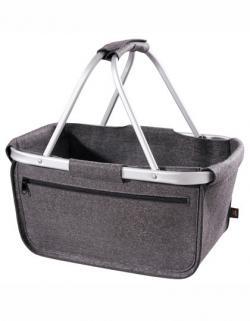 Felt Shopper Basket / 45 x 25 x 25 cm