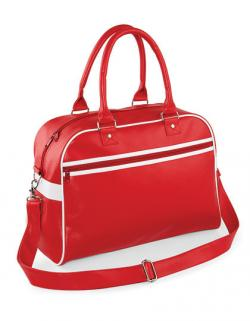 Original Retro Bowling Bag / 45 x 32 x 20 cm