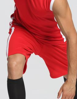 Basketball Mens Quick Dry Short