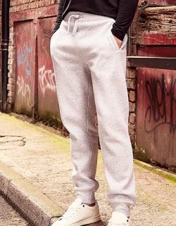 Men´s Authentic Jog Pant / 3-lagiger Sweatshirt-Stoff