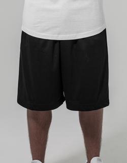 Mesh Shorts / Micromesh aus Polyester