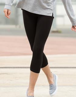 Ladies 3/4 Length Leggings