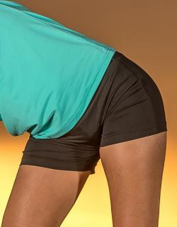 Womens Impact Softex® Shorts