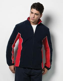 Herren Micro Fleece Track Jacket