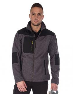 Herren Tempered Fleece Jacket