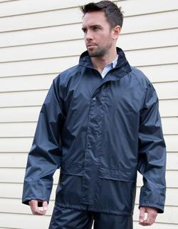 Herren Waterproof Over Jacket