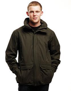 Herren Vertex III Microfibre Jacket