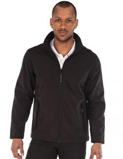 Herren Classic 3 Layer Softshell Jacket