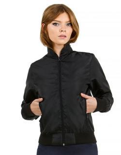 Damen Jacket Trooper /  wasserabweisend (400 mm)