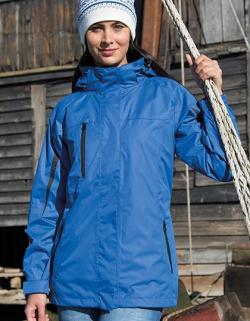 Damen 3 in 1 Softshell Journey Jacket