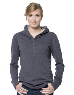 Reflex Ladies` Knit Hoody / French Terry