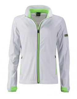 Ladies` Sports Softshell Jacket