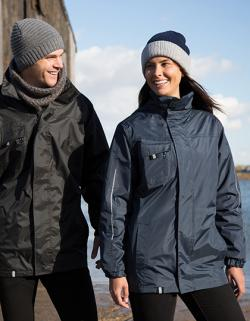 Damen 3-in-1 Transit Jacket with Softshell Inner
