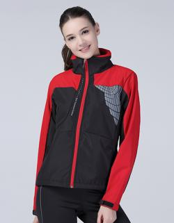 Ladies 3 Layer Soft-Shell Jacket / Wasserdicht 5.000 mm