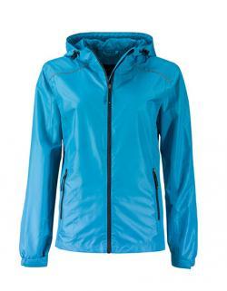 Ladies` Rain Jacket / Wind- und wasserdichtes Gewebe