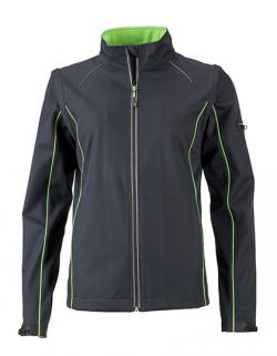Damen Zip-Off Softshell Jacket