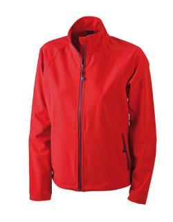 Ladies` Softshell Jacket / Leicht tailliert