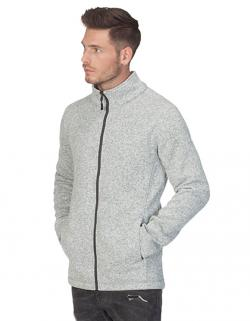 Herren  Knit Fleece Jacket C+