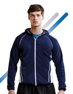 Herren Seoul Hooded Fleece Jacket