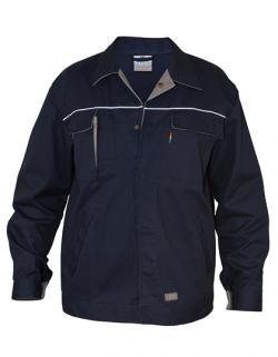 Herren Contrast Work Jacket / Bei 60 Grad waschbar