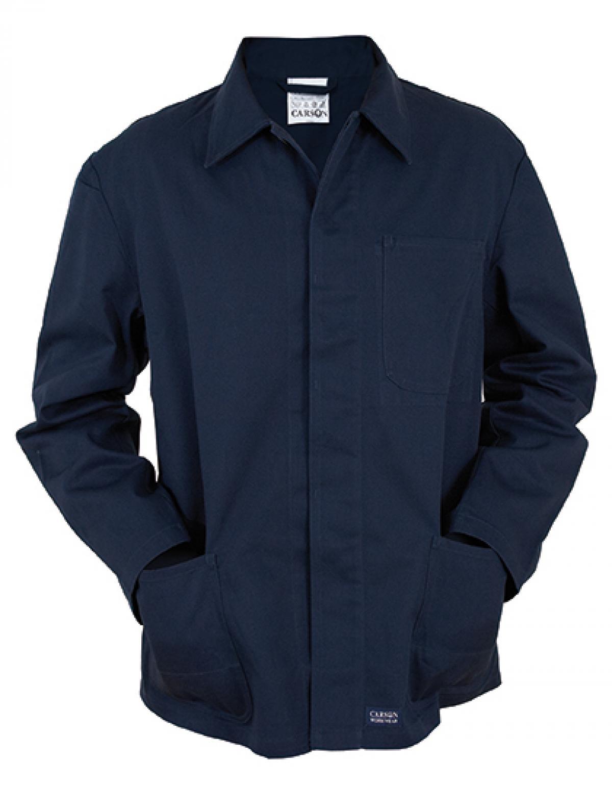 herren classic long work jacket bis 60 grad waschbar. Black Bedroom Furniture Sets. Home Design Ideas