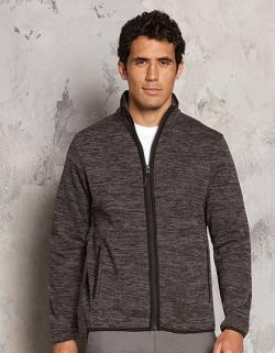 Herren Turbo Polar Fleece Full Zipp