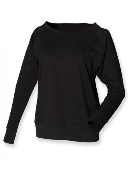 Ladies Slounge Sweatshirt / Pullover