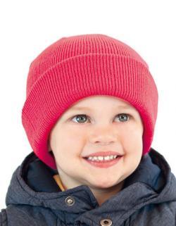 Kinder Mütze Wind / Einheitsgröße (52 cm)