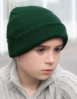 Kinder Mütze Woolly Ski Hat / Robustes Strickgewebe